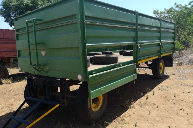 Agricultural Trailers Other Agricultural Trailers 8 Ton Massawa