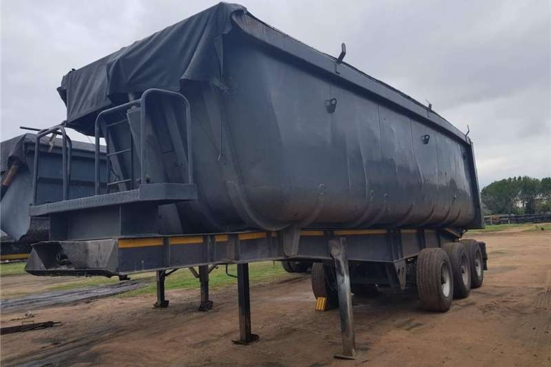 Other agricultural trailers Backtipper Agricultural trailers
