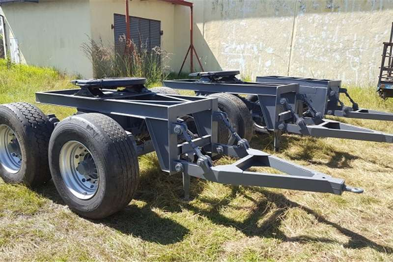 Other agricultural trailers Dolly Double Axel Agricultural trailers