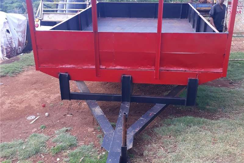 Agricultural Trailers Other Agricultural Trailers farm trailer flat bed