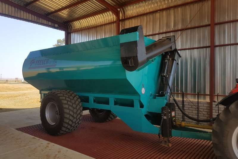 Other agricultural trailers Feeler 21 ton Transfer Trailer Agricultural trailers