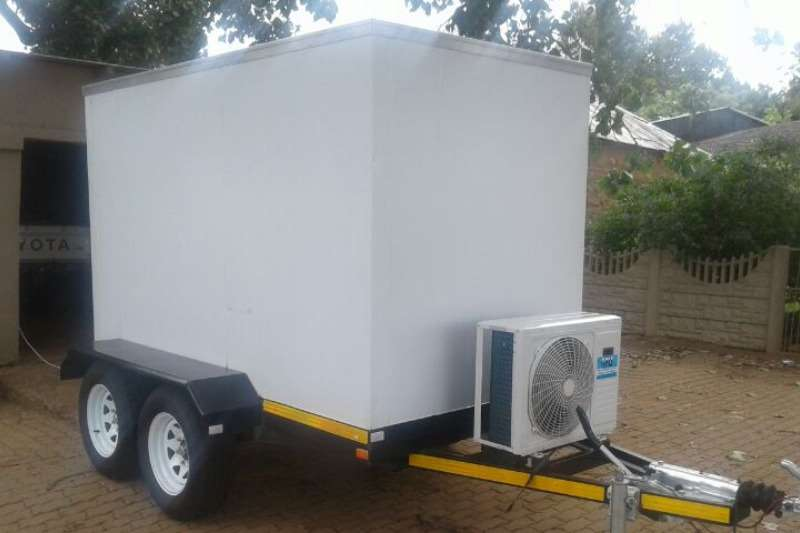 Other agricultural trailers Freezer wa Agricultural trailers