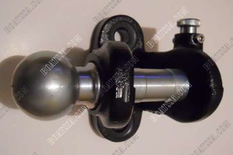 Other agricultural trailers HEAVY DUTY BALL & PIN COUPLING TOW BALL HITCH Agricultural trailers