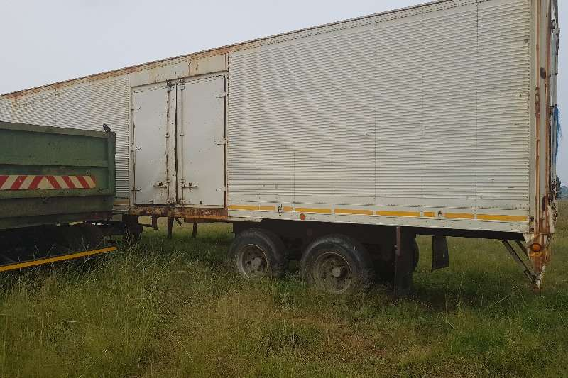 Other agricultural trailers Leenwa Agricultural trailers