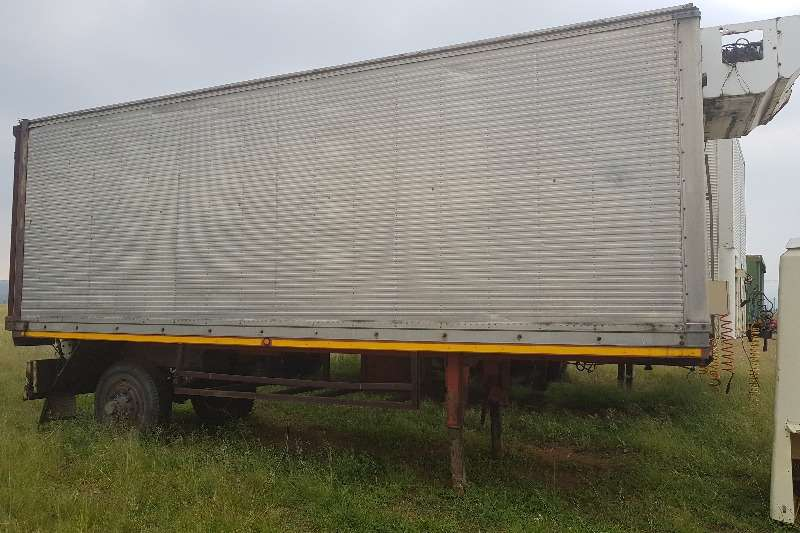 Agricultural Trailers Other Agricultural Trailers Leenwa