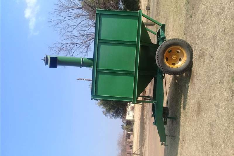 Agricultural Trailers Other Agricultural Trailers Massakar 6ton