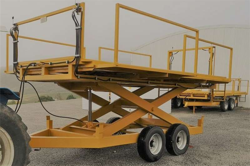 Agricultural Trailers Other Agricultural Trailers Plat form Cross lift Trailer