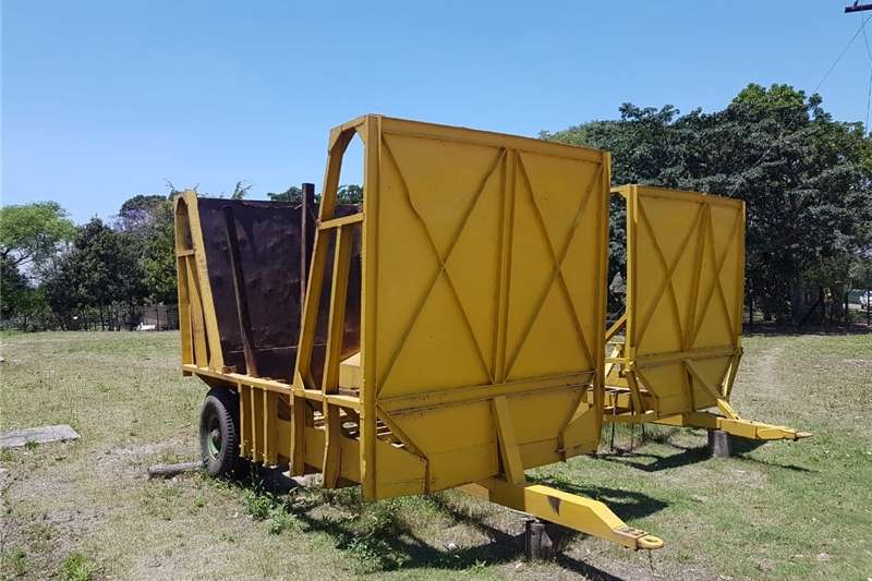 Agricultural Trailers Other Agricultural Trailers Stack/Box Trailers