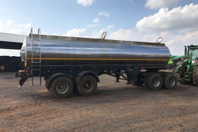 Other agricultural trailers Tank wa 16000l Agricultural trailers