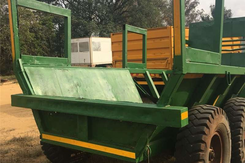 Other agricultural trailers TIMBER D/AXLE TRACTOR TRAILER HEAVY DUTY Agricultural trailers
