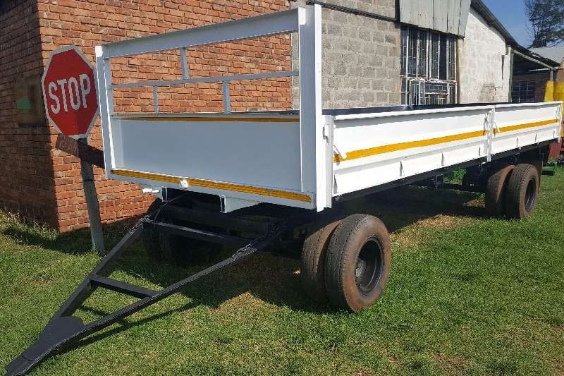 Other agricultural trailers Very neat 4 wheel trailer Agricultural trailers