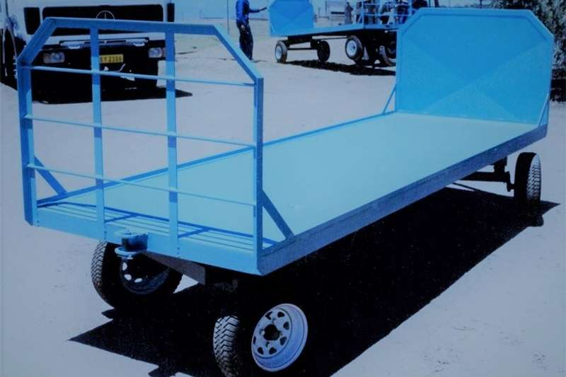Other agricultural trailers WINGERD SLEEPWA Agricultural trailers