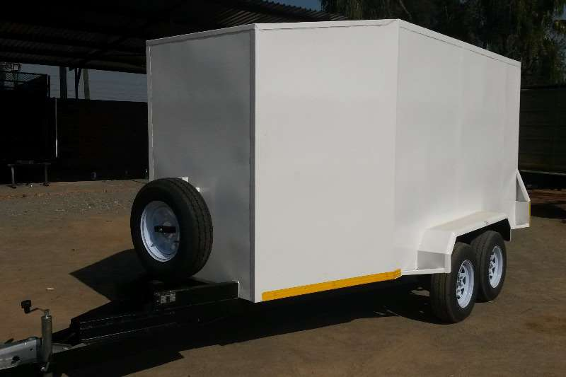 Agricultural Trailers Platinum Box Trailer 2018