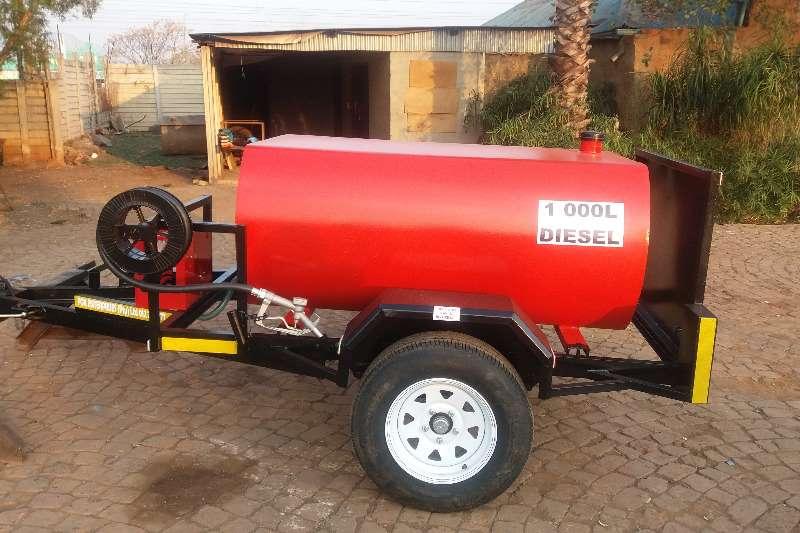 Platinum Diesel trailers 1000L Diesel Tanker Agricultural trailers