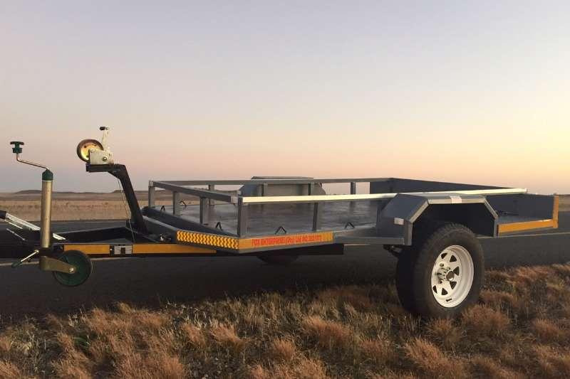 Platinum Easy loader trailer Agricultural trailers