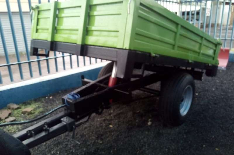 RY Agri Tipper trailer 2 Ton Tipper trailer Agricultural trailers