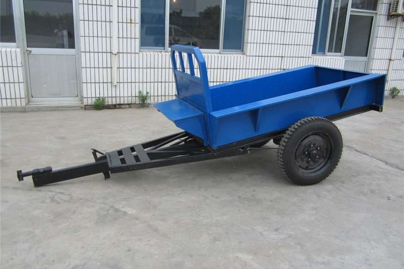 Small trailers Imported Ride On Trailer Agricultural trailers