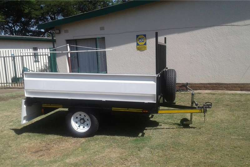 Small trailers Industrial trailers Agricultural trailers
