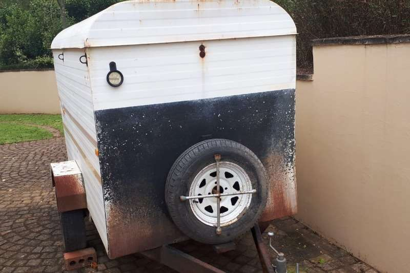 Small trailers Licensed Venter Trailer Agricultural trailers