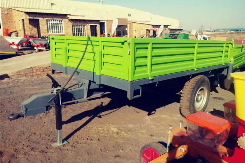 Agricultural Trailers Tipper Trailer 2 and 5 Ton Tipper Trailer