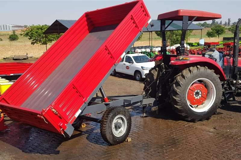 Tipper trailer 5 Ton Tipper Trailers Agricultural trailers