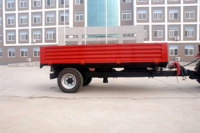 Tipper trailer 5 Ton Trailer On SPECIAL Agricultural trailers