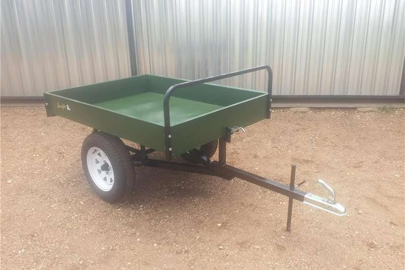 Tipper trailer Atv quad trailer Agricultural trailers
