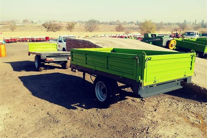 Tipper trailer Brand new 2 TON and 5 Ton tipper trailers Agricultural trailers