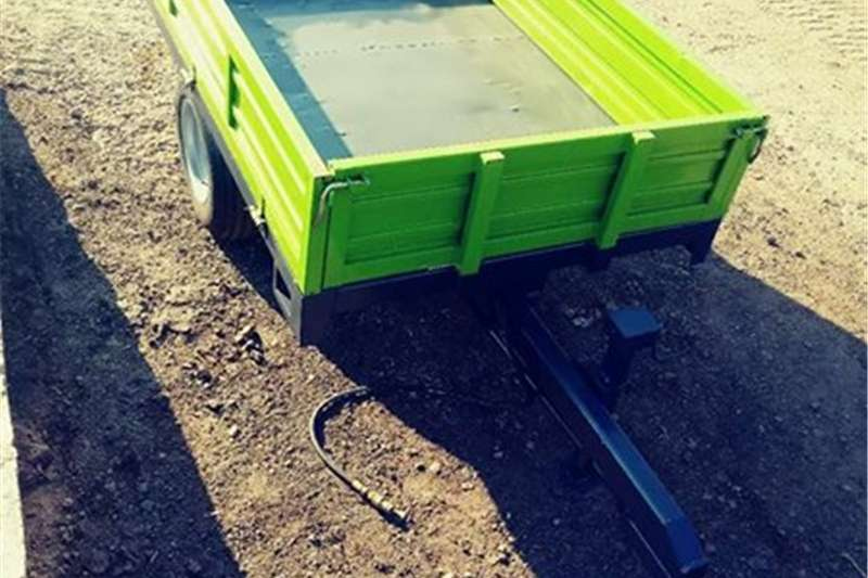Tipper trailer Brand new Tipper trailers 2T and 5T Agricultural trailers