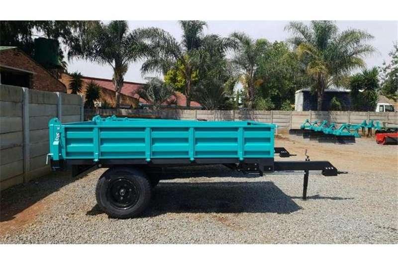 Agricultural Trailers Tipper Trailer Feeler 5 ton tipper trailer