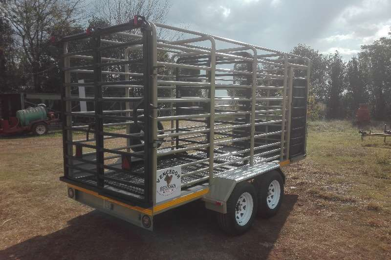 Vencedor Cattle Trailers Agricultural trailers