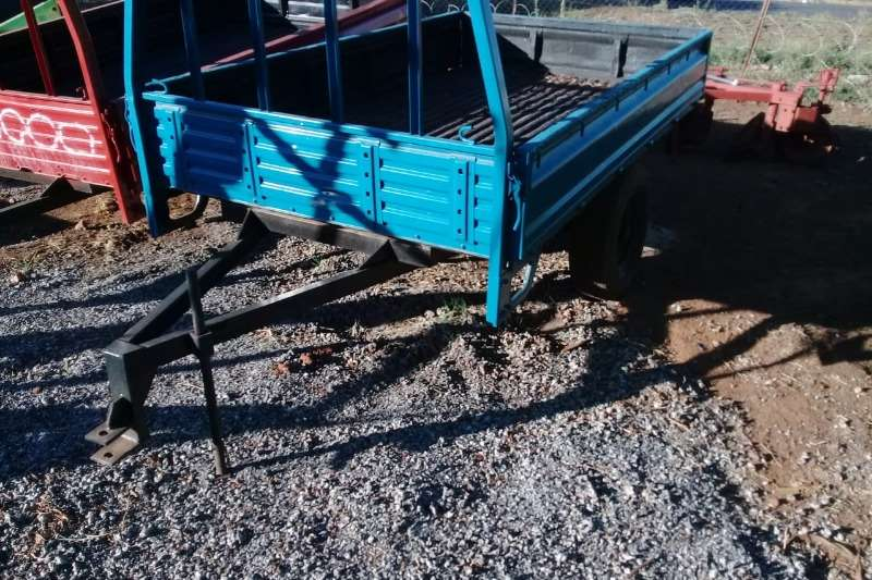 Wa Agricultural trailers