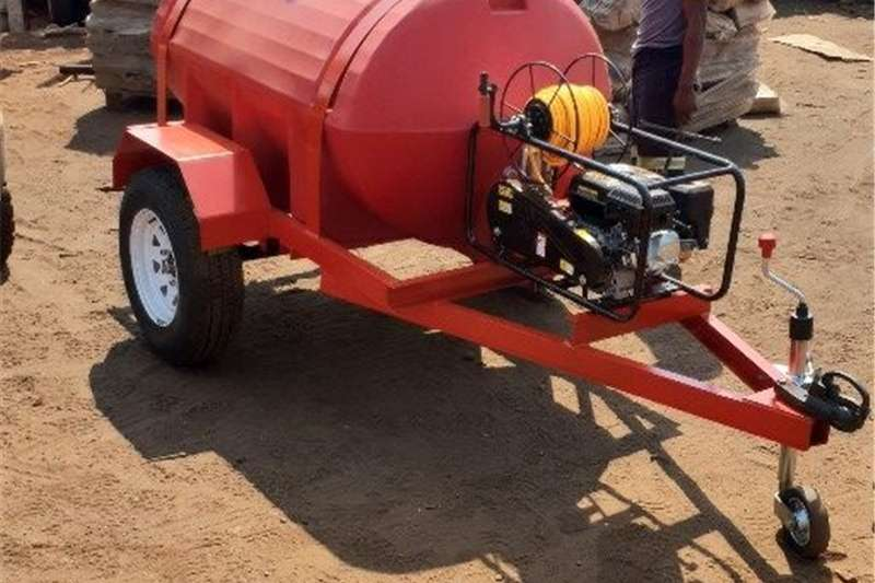 Water trailers 1000 l fire fighter Agricultural trailers