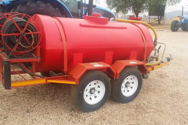 Water trailers 2500L Tanker Trailer Firefighter Agricultural trailers