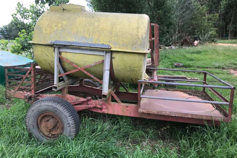 Water trailers 5000L Water cart Agricultural trailers