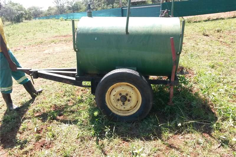 Agricultural Trailers Water Trailers Water Bowser 0728600055