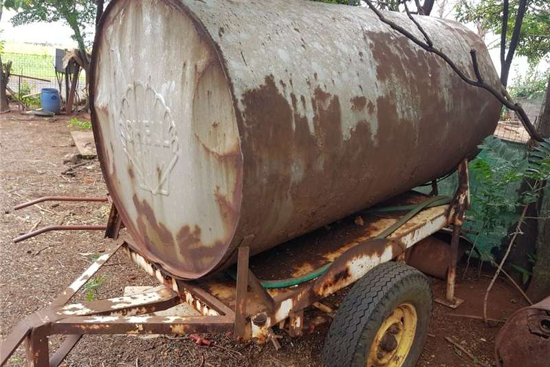 Water trailers Water tenk Agricultural trailers