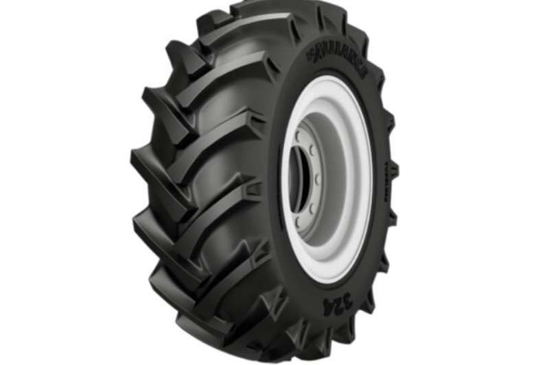 Alliance Tyres Radial Rear Tractor Tyres