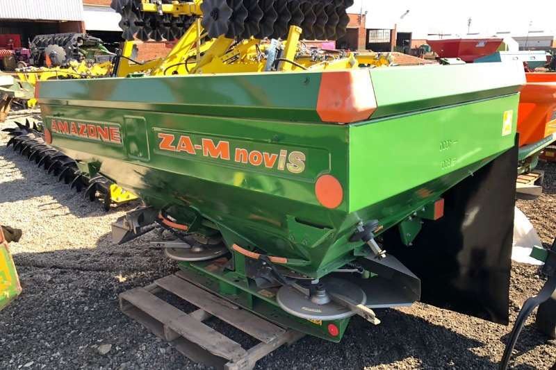 Amazone Spreaders Box Spreaders Amazon ZA-M