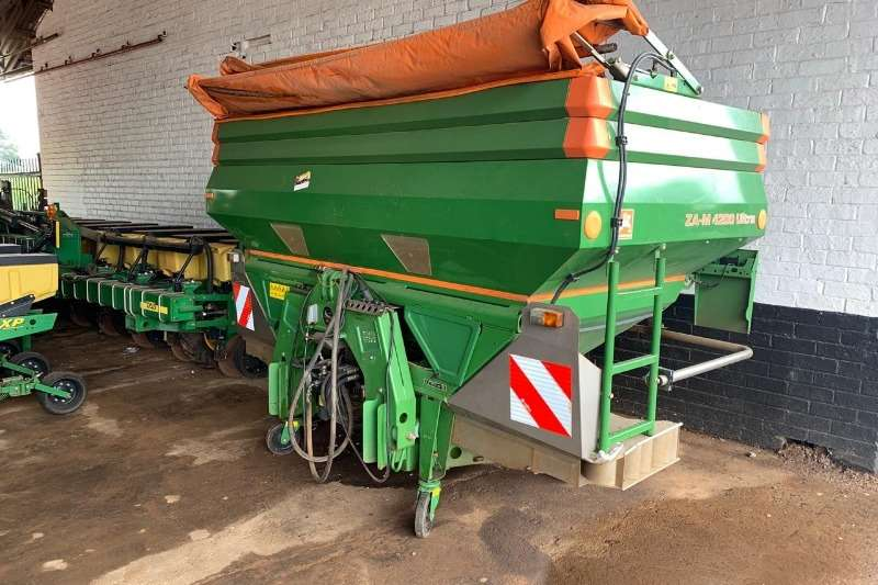 Amazone Spreaders Fertiliser Spreader Amazone ZA-M 4200 lt