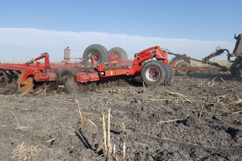 Arlington Staalwerke Cultivators Other Cultivators Horsch Joker 12RT