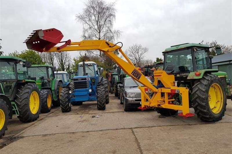 Bucket FOSTER D2P REAR MOUNTED DIGGER Attachment