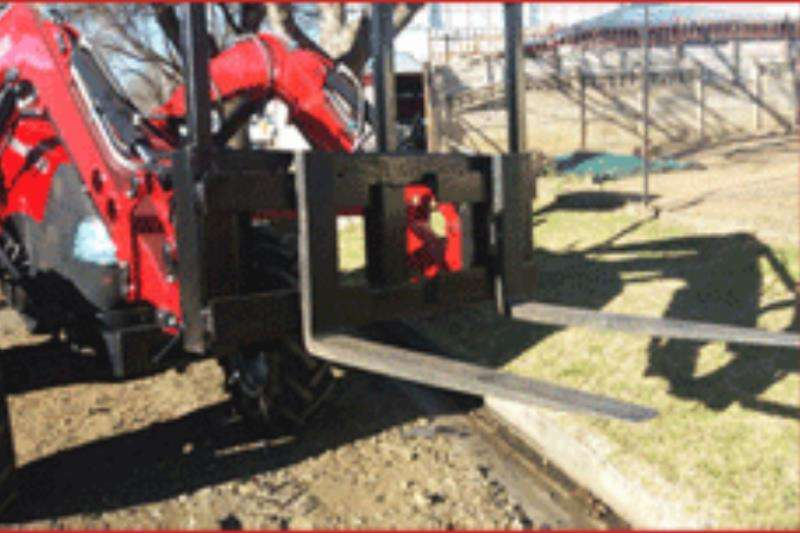 Pallet fork CC Agri  Paletvurk Attachment