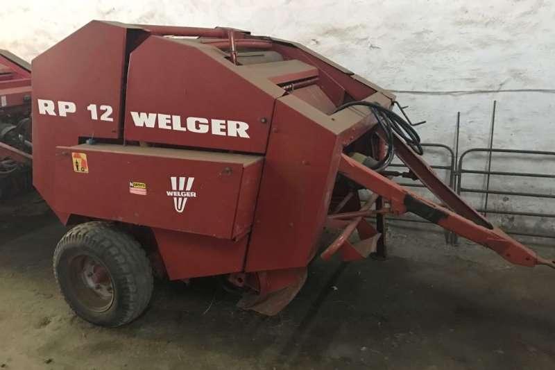 Balers Welger WELGER RP 12 0