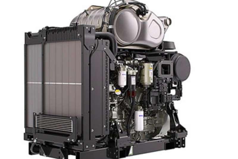 Bell Machinery PERKINS 1206F-E70TTA Industrial Open Power Unit