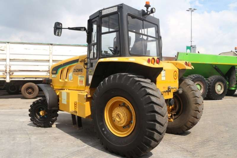 Bell Tractors 1226 A Tractor 2010