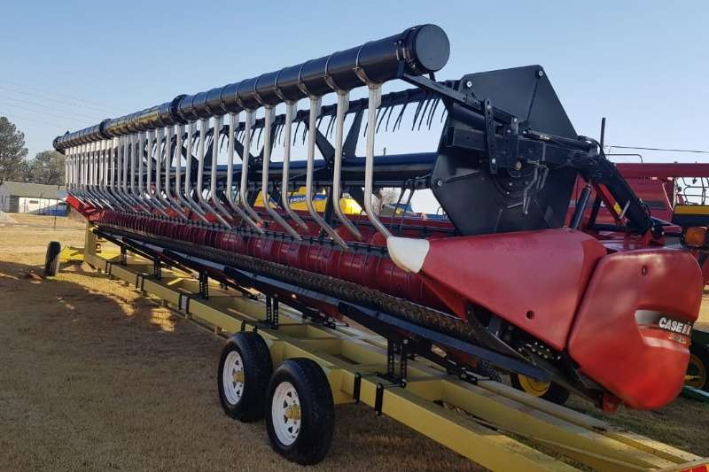Case 2017 Case 3020 30FT Terraflex Combine harvesters and harvesting equipment