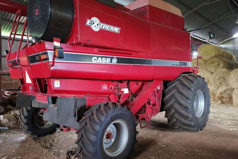 Case 2388 Extreme Combine harvesters and harvesting equipment