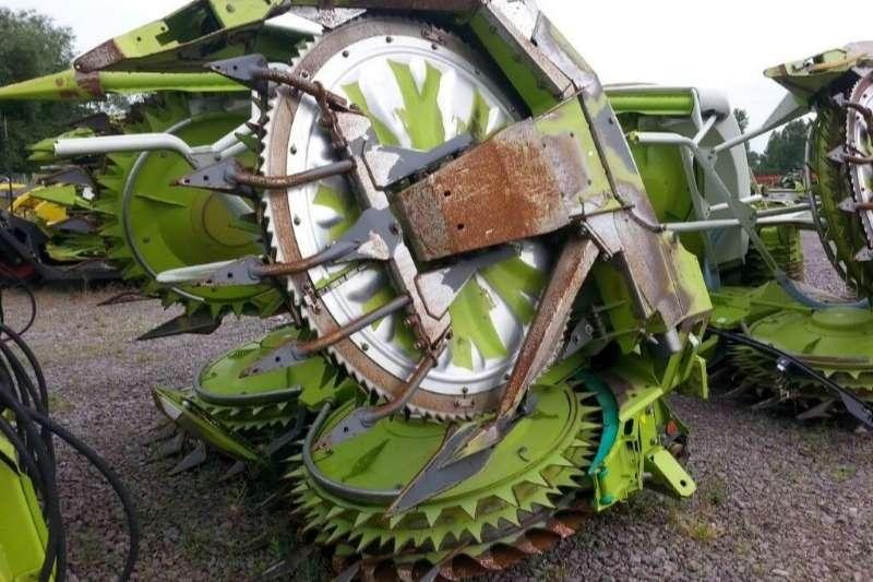 Case Forage harvesters JAGUAR 870 FORAGE HAVESTER (SOLD) Combine harvesters and harvesting equipment