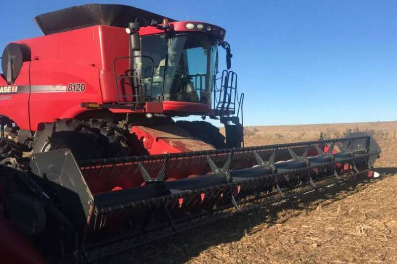 Case Grain harvesters 2020 Combine harvesters and harvesting equipment